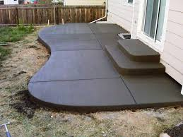 Concrete Patio Designs Layouts Concrete Patio Designs Layouts Therobotechpage