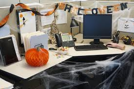 fun ways to celebrate halloween at work