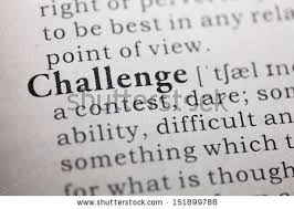 Challenge Dictionary Dictionary Definition Word Challenge Stock Photo 151899788