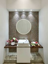 guest toilet modern powder room other metro by