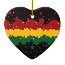 cool rasta ornaments keepsake ornaments zazzle