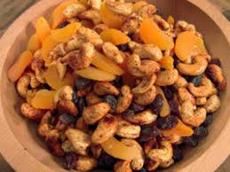 Thanksgiving Trail Mix Trail Mix With Honey Oatmeal Clusters Recipe Food Network