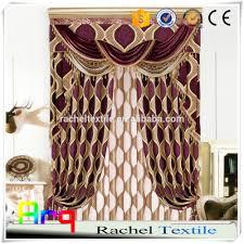 Tissu Pour Chilienne Lurex Chenille élégant Jacquard Style Tissu Pour Russie Textiles