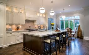 Cream Colored Kitchen Cabinets 34 Kitchens With Dark Wood Floors Pictures Cream Colored
