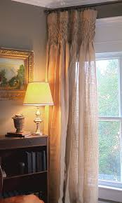 World Market Smocked Curtains by Exclamation Points R Us Thistlewood Farm