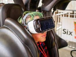 How Much Is It To Get Into Six Flags Six Flags Is Doing Vr Roller Coasters Right Vrheads