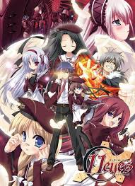 Seeking Vostfr 11eyes Saison 1 Anime Vf Vostfr