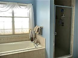 ideas for bathroom windows dressing a bathroom window barrowdems