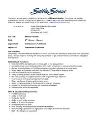 download material handler resume haadyaooverbayresort com