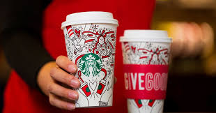 starbucks is criticized for its cups yes again the