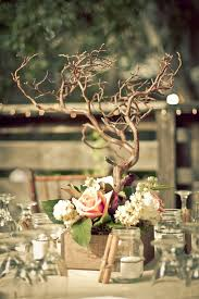Tree Centerpieces Rustic Tree Centerpieces Wedding Day Pins You U0027re 1 Source For