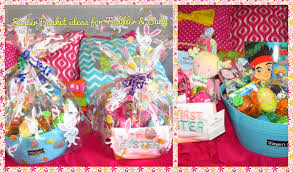 easter baskets for babies easter basket ideas toddler baby