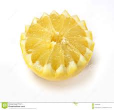 lemon for decoration stock photo image 13900240