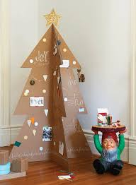 modern christmas tree 18 modern christmas tree alternatives brit co