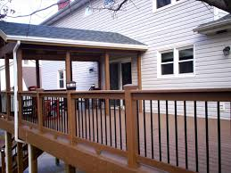 Pergola And Decking Designs by Covered Deck Designs Pictureauto Us