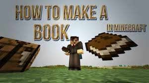 map crafting recipe how to a book in minecraft sugar paper leather