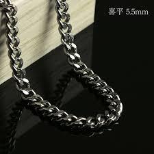 titanium necklace images Mysta rakuten global market titanium necklace titanium kihei jpg