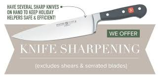 where can i get my kitchen knives sharpened in store knife sharpening mytoque