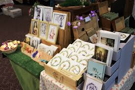 made with love market stall setup august ginger kelly studio