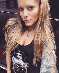 Baby Schlafzimmerblick Sophia Thomalla Zeigt Ihr Neues Tattooo Vorsicht Bissig
