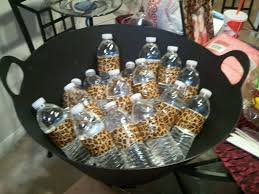 Cheetah Party Decorations Best 25 Cheetah Print Party Ideas On Pinterest Leopard Party