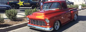 Classic Chevy Custom Trucks - tci engineering 1955 1959 chevy truck suspension 4 link leaf