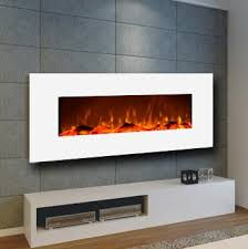 Wall Mounted Fireplaces Electric by Ivory Wall Mount Electric Fireplace U0026 Reviews Allmodern