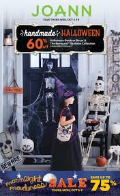 Joann Halloween Fabric by Jo Ann Fabric And Craft Store Weekly Ad In Tallahassee