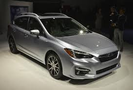2016 subaru impreza hatchback all new 2017 subaru impreza priced from 19 215