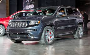 jeep cherokee white with black rims 2014 jeep grand cherokee srt photos and info u2013 news u2013 car and driver
