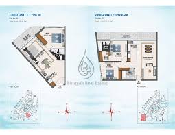 Studio Plan by Bayz By Danube Studio Apartment Floor Plan
