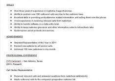 Call Center Resume Examples by Exclusive Design Call Center Resume Samples 3 Call Center Resume