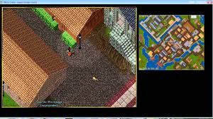 Uo Map Uoam Uo Auto Map Ultima Online Golden World Youtube