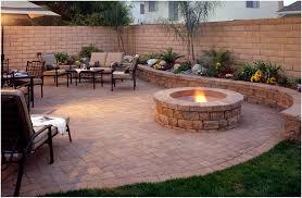 backyards cozy 25 best ideas about backyard pavers on pinterest