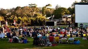 Sunset Cinema Botanic Gardens Sunset Cinema Wollongong Nabo