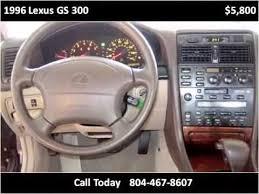 1996 lexus gs300 1996 lexus gs 300 used cars henrico va