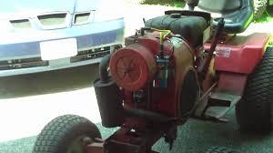 1978 wheel horse c 160 8 speed kohler k341 16hp lawn tractor tlc