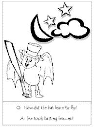 kidzone bat activities