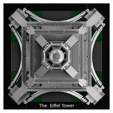 amazon com lego architecture 21019 the eiffel tower toys u0026 games