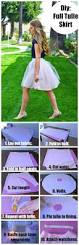 best 25 diy tulle skirt ideas on pinterest tulle skirt tutorial