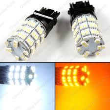 amazon com classy autos 3157 3457 3057 4157 dual color led