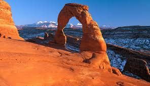 Arches National Park Map Natural Rock Arches In Arches National Park My Utah Parks