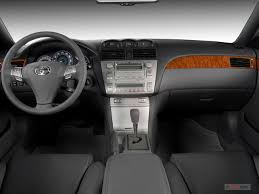 1999 Toyota Solara Interior 2007 Toyota Camry Solara Prices Reviews And Pictures U S News