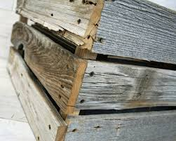 barn wood milk crate nesting set of 3 tags wood box barn wood