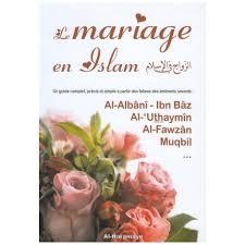 mariage en islam mariage islam islam femme islam livre orientica