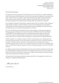 How To Make A Generic Cover Letter General Cover Letter
