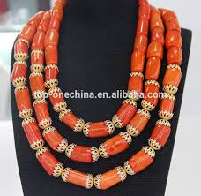 african wedding bead necklace images African bridal coral wedding beads jewelry set fashion coral beads jpg
