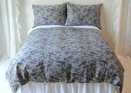 French Toile Bedding Yellow Toile Duvet Cover Blue And Yellow Toile Bedding Sets Bird