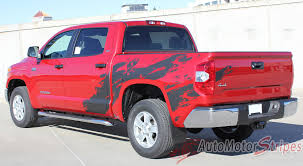 Ford Diesel Truck Decals - custom hood decal toyota tundra pinterest toyota tundra and mud