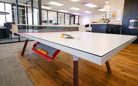 Ping Pong Conference Table Orange County Office Hughes Marino